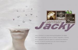 Jacky Gerritsen Featured In The Get Go Magazine In China
